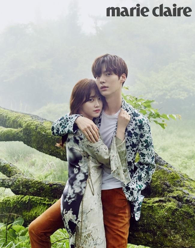 Gần 3 năm kết hôn, vợ chồng mỹ nhân Vườn sao băng - Goo Hye Sun sắp đón con đầu lòng? 4