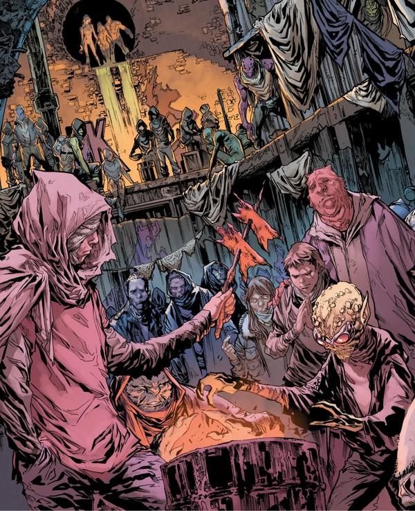 Luôn có X-Men tồn tại trong vũ trụ điện ảnh Marvel? 10