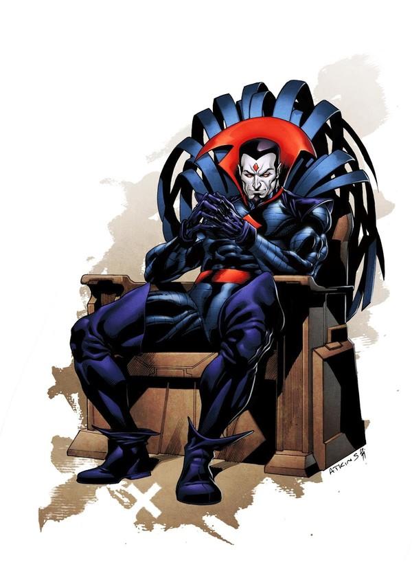 Luôn có X-Men tồn tại trong vũ trụ điện ảnh Marvel? 9