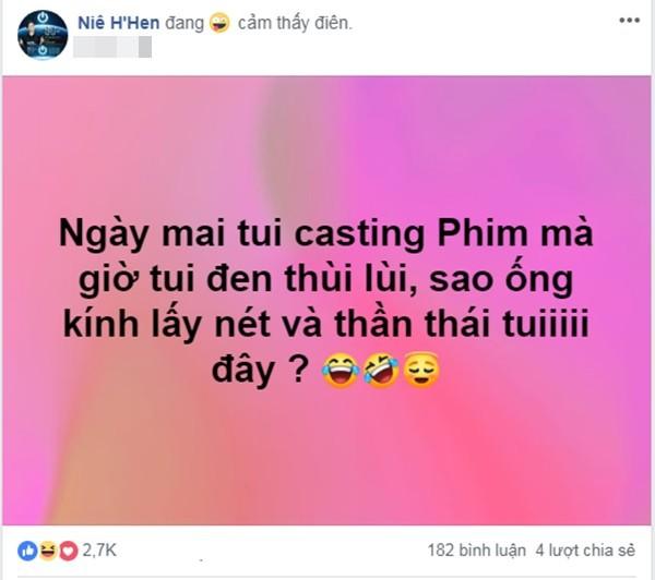 Hoa hậu H'Hen Niê lo ngại casting phim vì màu da, Hồng Vân phán 1 câu khiến ai cũng trầm trồ 0