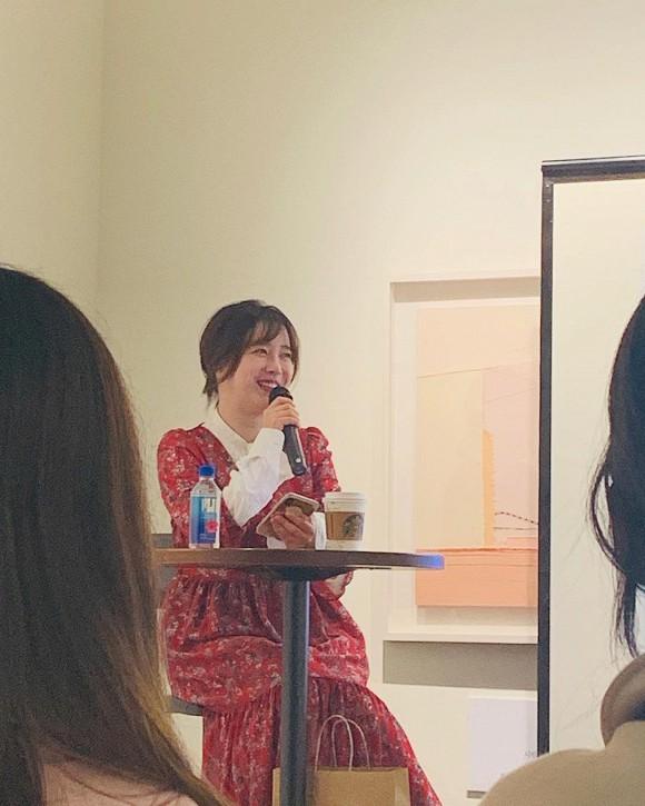 'Nàng cỏ' Goo Hye Sun lộ vòng 2 lớn sau tin đồn trục trặc hôn nhân với chồng trẻ 0