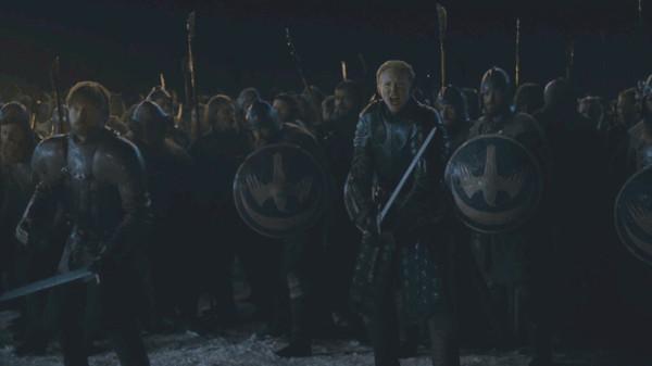 'Game of Thrones' mùa 8 tập 4: Những nhân vật tử nạn trong trận chiến thành Winterfell 1