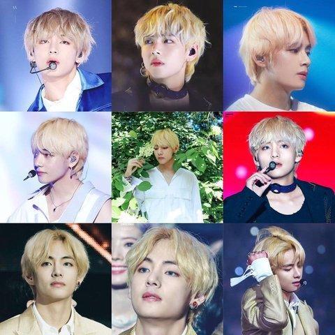 Từ tóc vàng giống như chàng hoàng tử tới từ Anh quốc