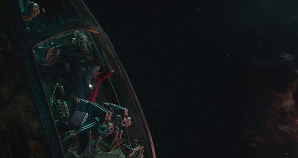 Những cuộc chạm mặt giữa nhân vật và chính mình trong quá khứ tạo bước ngoặt cho 'Avengers: Endgame' 0