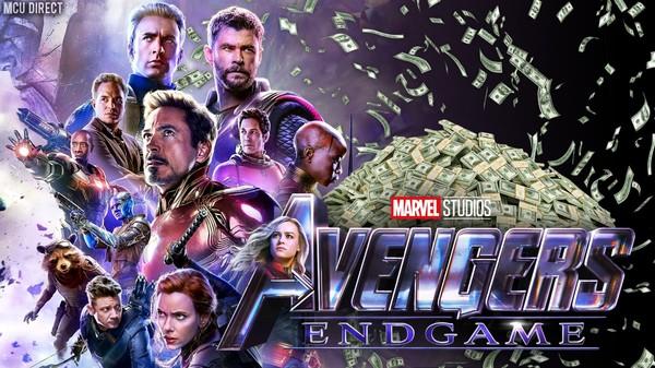 Avengers: Endgame đạt 2,19 tỷ USD, vượt Titanic và đe dọa vị trí số 1 doanh thu toàn cầu của Avatar 0