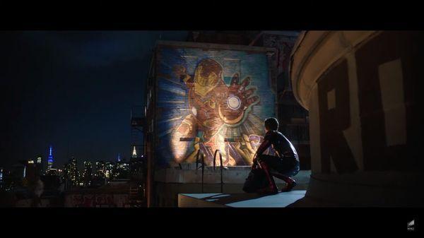 Robert Downey Jr. chia sẻ về khoảnh khắc khó quên trong Endgame: Cuộc hội ngộ giữa Tony Stark và Peter Parker 4