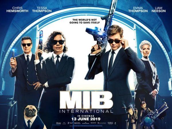 'MIB: International' là phần tiếp theo của loạt phim 'Men In Black'