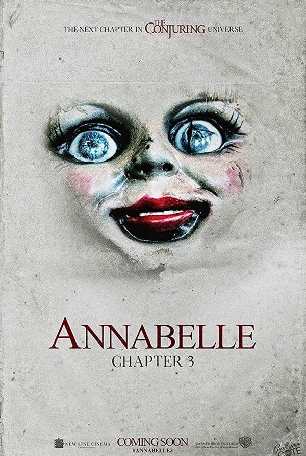 Nhỏ 'Beo' chưa ra rạp mà đoàn phim đã bị hù khiếp vía như vậy, khán giả xem phim sẽ còn bị Annabelle hù đến cỡ nào 0