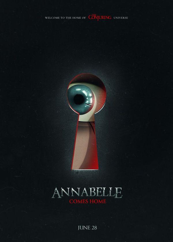 Nhỏ 'Beo' chưa ra rạp mà đoàn phim đã bị hù khiếp vía như vậy, khán giả xem phim sẽ còn bị Annabelle hù đến cỡ nào 1