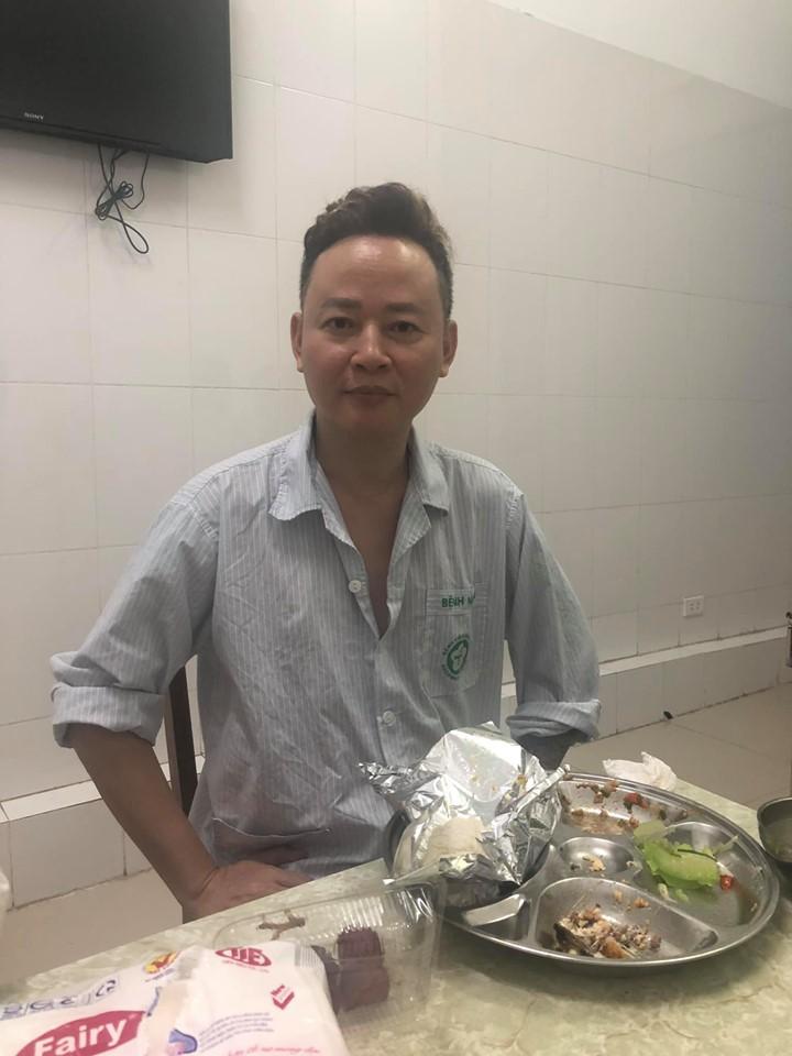Diễn viên chuyên đảm nhận vai 'đểu' Tùng Dương bị bệnh nặng, co giật phải đi cấp cứu giữa đêm khiến ai cũng hoang mang 0