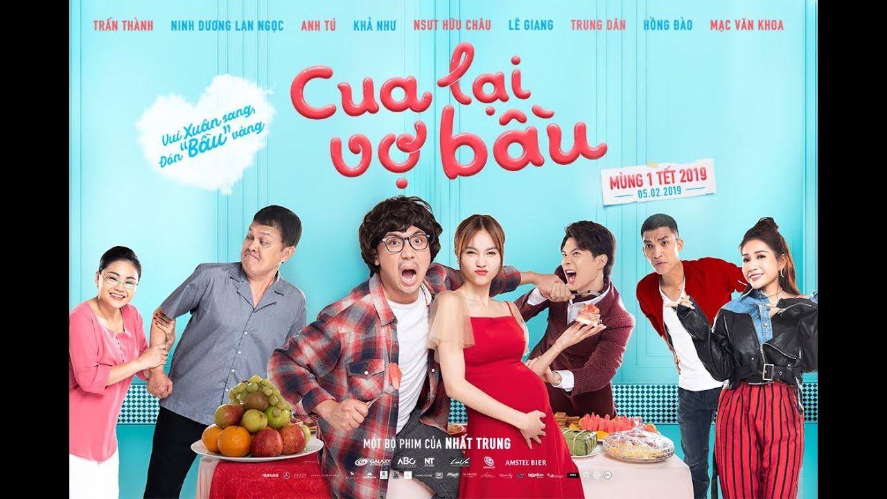 'Cua lại vợ bầu' tạo nên kỷ lục phòng vé lịch sử phim Việt.