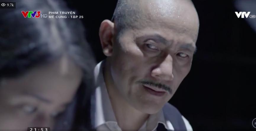 'Mê cung': Việt Anh lao vào bóp cổ bồ nhí của ông chủ, để mặc người tình gào thét xin tha 2