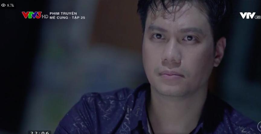 'Mê cung': Việt Anh lao vào bóp cổ bồ nhí của ông chủ, để mặc người tình gào thét xin tha 6