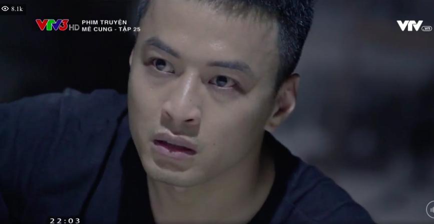 'Mê cung': Việt Anh lao vào bóp cổ bồ nhí của ông chủ, để mặc người tình gào thét xin tha 4