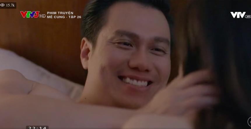'Mê cung': Thêm cảnh 'giường chiếu' của Việt Anh và vợ ông chủ, ai xem cũng phát ngượng 4