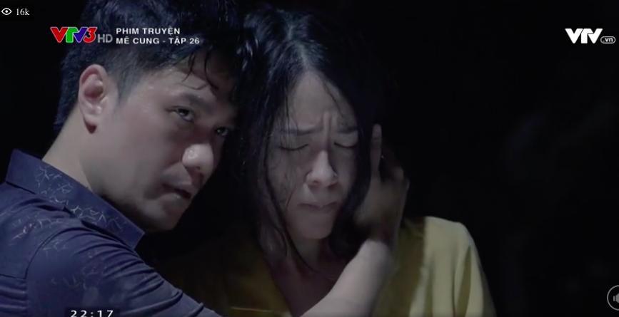'Mê cung': Thêm cảnh 'giường chiếu' của Việt Anh và vợ ông chủ, ai xem cũng phát ngượng 2