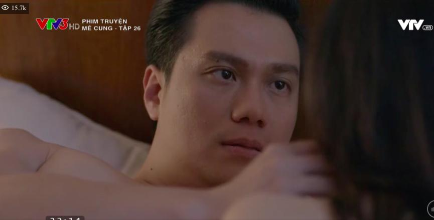 'Mê cung': Thêm cảnh 'giường chiếu' của Việt Anh và vợ ông chủ, ai xem cũng phát ngượng 6