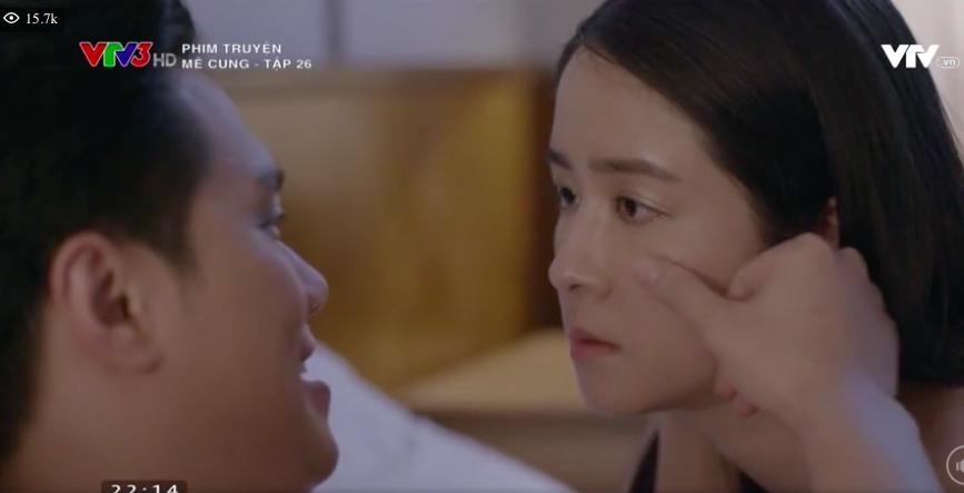 'Mê cung': Thêm cảnh 'giường chiếu' của Việt Anh và vợ ông chủ, ai xem cũng phát ngượng 7