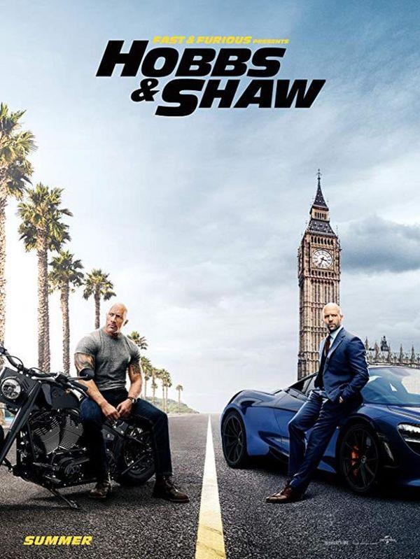 Bom tấn hành động 'Fast & Furious Presents: Hobbs & Shaw' có tất cả bao nhiêu phần after-credit? 0