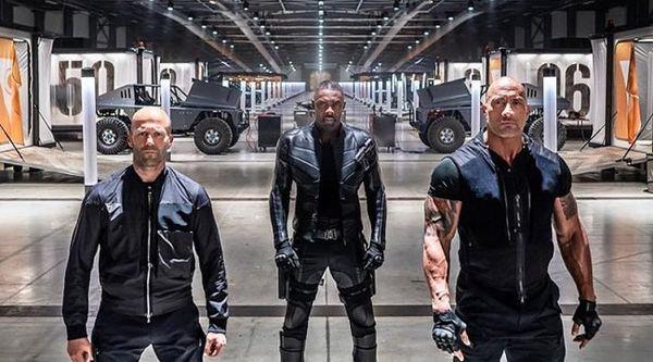 Bom tấn hành động 'Fast & Furious Presents: Hobbs & Shaw' có tất cả bao nhiêu phần after-credit? 1