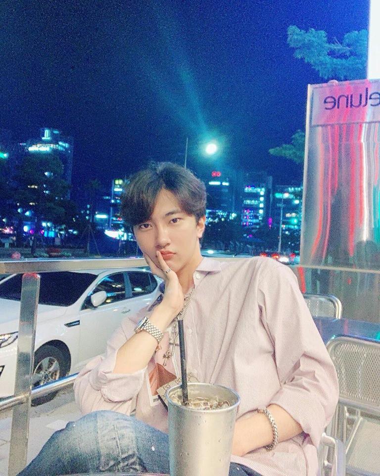 Hình ảnh của Oh Jaemoo ở thời điểm hiện tại.
