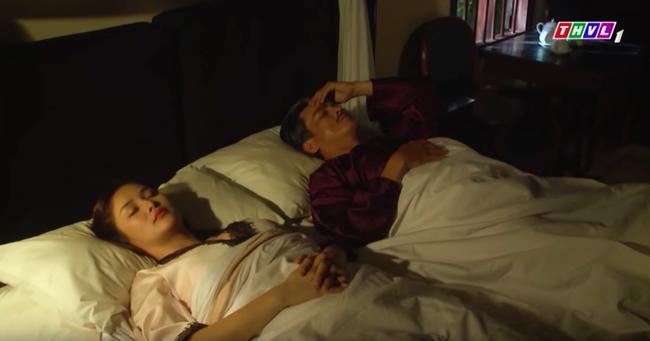 'Tiếng sét trong mưa': Mặc áo ngủ cực sexy mà Khải Duy không màng tới, bảo sao Hạnh Nhi không ngoại tình 1