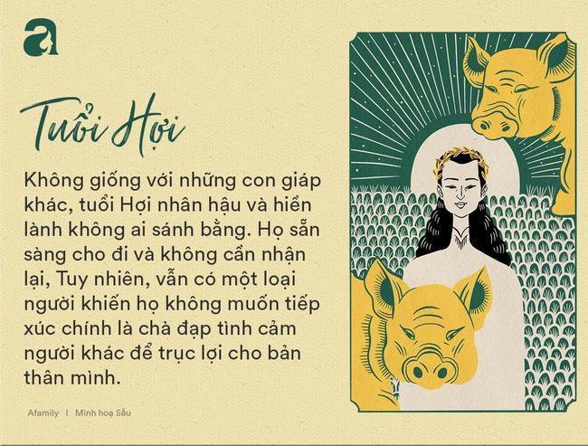 Càng hòa thuận càng sinh tài, 12 con giáp có thể vì hành động này mà 'ân đoạn nghĩa tuyệt', hãy chú ý để đôi bên đầm ấm yên vui 11
