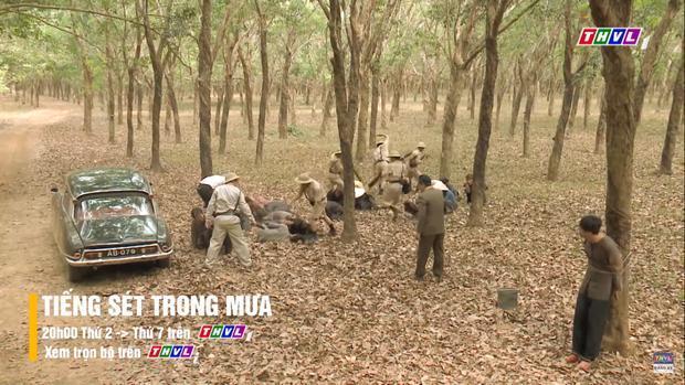 'Tiếng sét trong mưa': Gây sốc với cảnh đánh vợ, đánh con trai suýt chết, Khải Duy - Cao Minh Đạt giãi bày 4