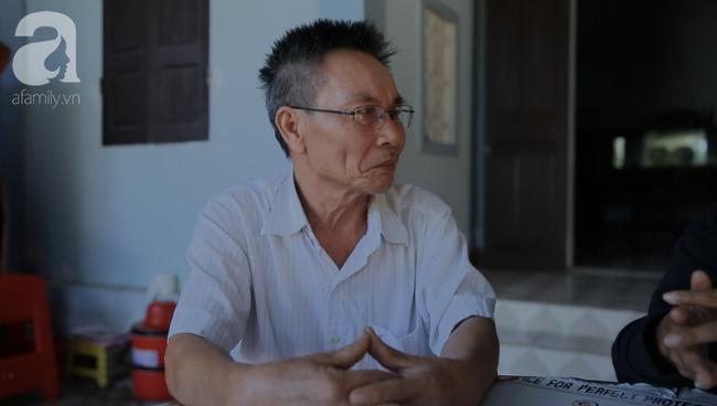 Gia đình ông Sắt suy sụp rất nhiều từ ngày nhận tin của con trai.