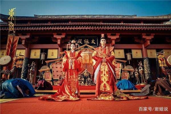 'Đông Cung' phát sóng lại lần nữa nên Youku chơi lớn, tung ảnh cặp đôi Bành Tiểu Nhiễm - Trần Tinh Húc 1