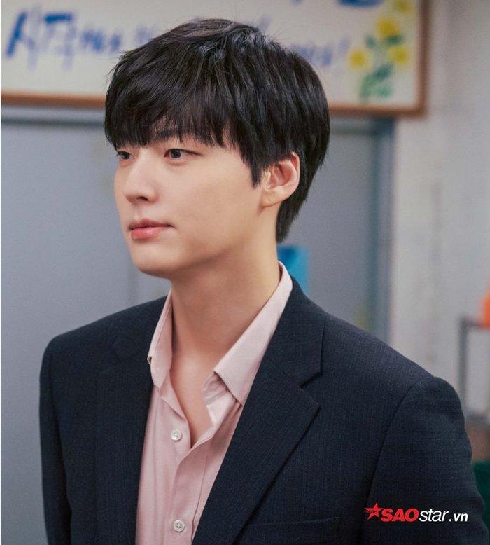Ahn Jae Hyun.