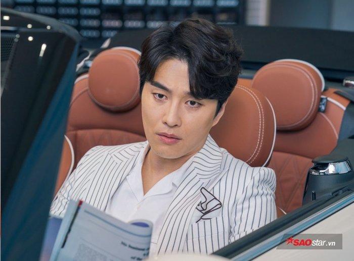 Min Woo Hyuk.