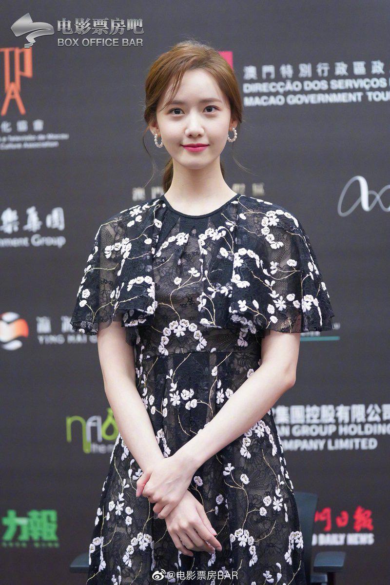 Yoona thay liền 2 bộ váy: Vừa kín đáo đã quay ngoắt sang lồng lộn đúng chuẩn 'nữ hoàng thảm đỏ' khiến ai cũng trầm trồ 0