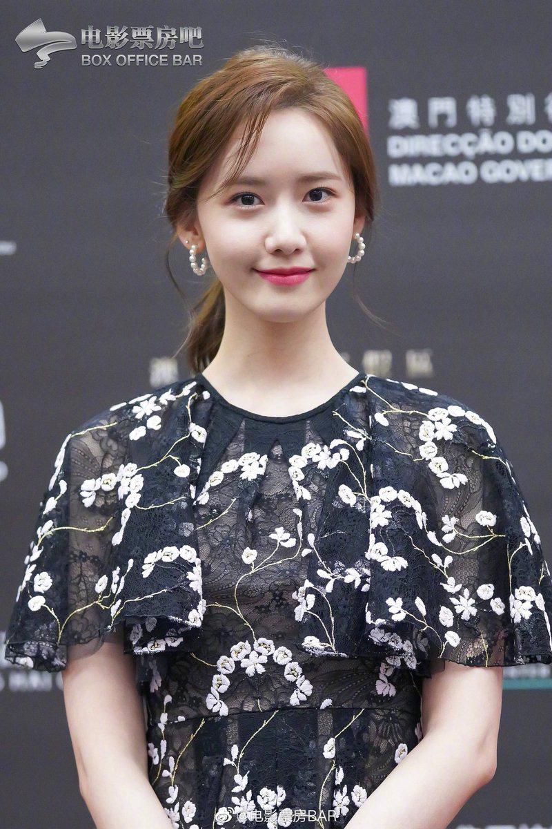 Yoona thay liền 2 bộ váy: Vừa kín đáo đã quay ngoắt sang lồng lộn đúng chuẩn 'nữ hoàng thảm đỏ' khiến ai cũng trầm trồ 2
