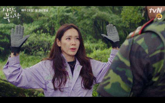 'Hạ cánh nơi anh' tập 1: Son Ye Jin bất ngờ tỏ tình với Hyun Bin khi đang khổ sở chạy trốn khỏi sự truy sát 17