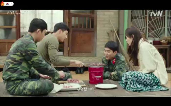 'Hạ cánh nơi anh' tập 2: Son Ye Jin bị quân đội bắt giữ, Hyun Bin vội nhận vơ là vợ sắp cưới 3