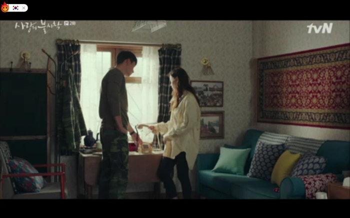 Cuộc sống của Jung Hyuk bị đảo lộn nhưng anh vẫn tận tình chăm lo cho Se Ri.