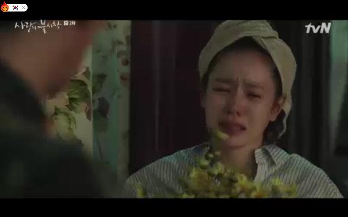 'Hạ cánh nơi anh' tập 2: Son Ye Jin bị quân đội bắt giữ, Hyun Bin vội nhận vơ là vợ sắp cưới 8