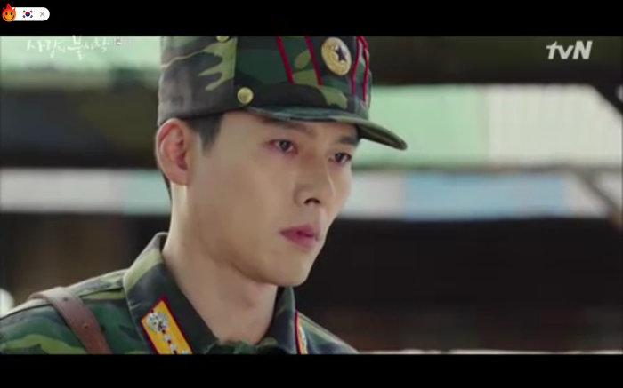 'Hạ cánh nơi anh' tập 2: Son Ye Jin bị quân đội bắt giữ, Hyun Bin vội nhận vơ là vợ sắp cưới 9