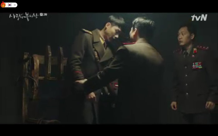 'Hạ cánh nơi anh' tập 2: Son Ye Jin bị quân đội bắt giữ, Hyun Bin vội nhận vơ là vợ sắp cưới 12