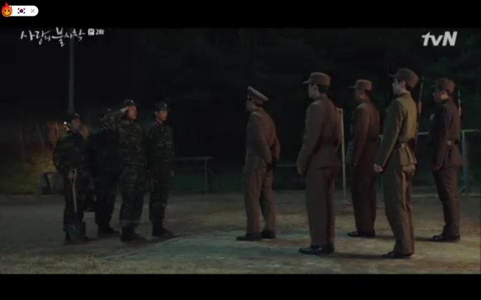 'Hạ cánh nơi anh' tập 2: Son Ye Jin bị quân đội bắt giữ, Hyun Bin vội nhận vơ là vợ sắp cưới 16