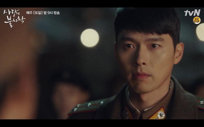 Jung Hyuk trở về kịp cứu cô.