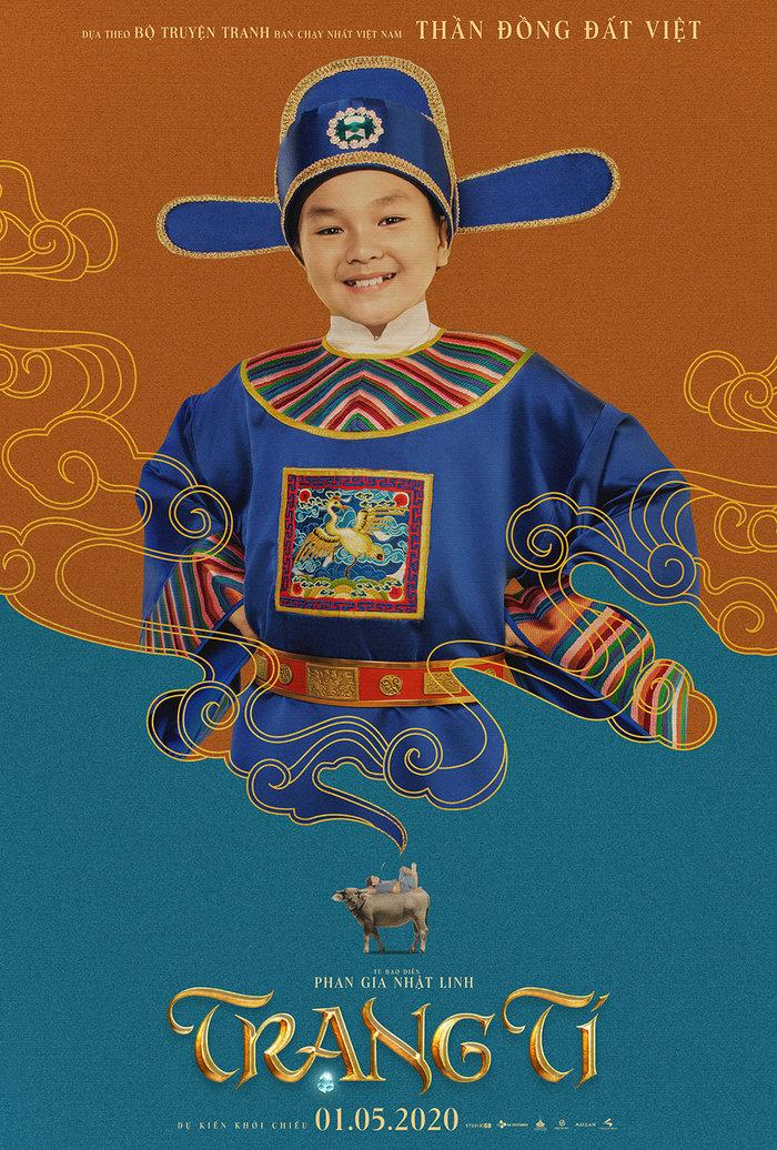 Poster Trạng Tí