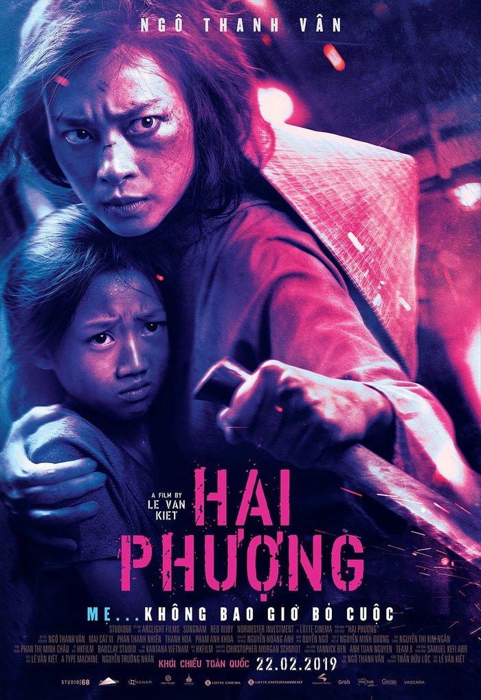 Poster phim Hai Phượng