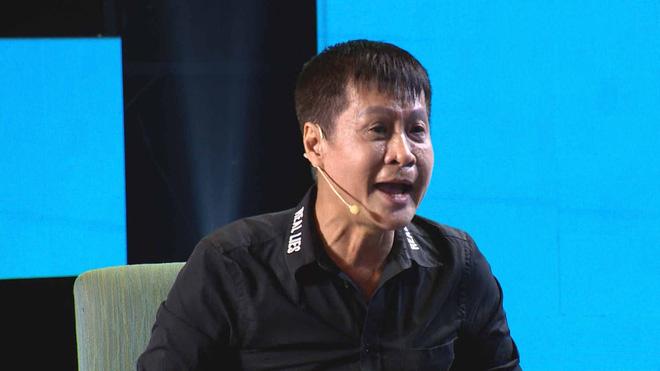 MC Quyền Linh gay gắt chất vấn đạo diễn Lê Hoàng 2