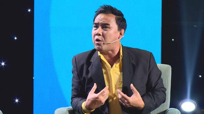 MC Quyền Linh gay gắt chất vấn đạo diễn Lê Hoàng 4