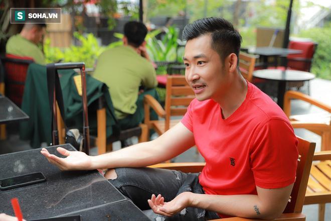 Để Thái tự sát rồi hiến tim, Khang 'Hoa hồng trên ngực trái': Tôi cũng không đồng ý với chi tiết này! 3