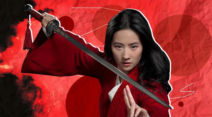 Dân mạng tỏ ra nghi ngờ khi đạo diễn khen ngợi Lưu Diệc Phi sinh ra là để đóng Hoa Mộc Lan 8