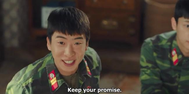 Joo Moo phấn khích khi Se Ri hứa sẽ xin chữ ký và giúp anh có cơ hội được gặp Choi Ji Woo.