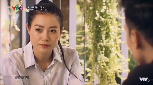 'Sinh tử' tập 52: Trong khi Quỳnh Nga đang lo sợ Việt Anh 'lấy mạng' thì Thanh Hương lại quyết chống đối tới cùng 1